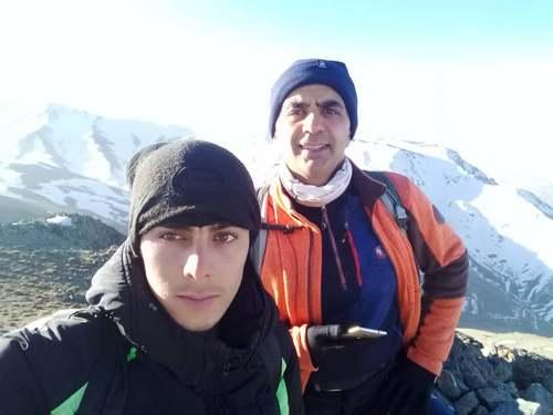 قله سامان