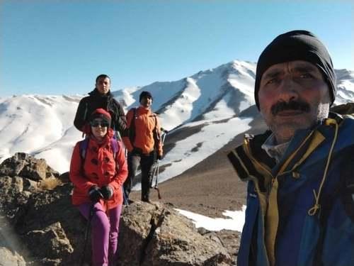 قله قاجر