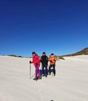 مسیر قله قاجر